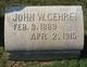 John W Gehret