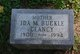 Profile photo:  Ida M <I>Anderson</I> Buckle