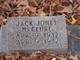Jack Jones McClure