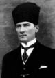 Profile photo:  Mustafa Kemal Atatürk