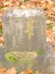 Profile photo:  Catherine Eliza <I>Curtiss</I> Canright