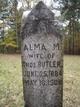 Alma Marginia <I>Furr</I> Butler