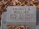 Thomas B McClure