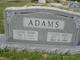 Profile photo:  Lucy Mae <I>Bridges</I> Adams