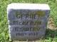 Garnet McKenzie Mowery