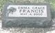 Emma Grace Francis