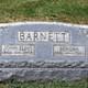 Benona <I>Sanders</I> Barnett
