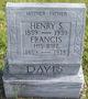 Frances <I>Barnhart</I> Davis