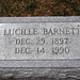 Lucille Barnett