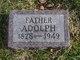 Profile photo:  Adolph Rudolph Schrader