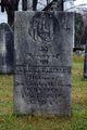 Mary <I>Stone</I> Hollister