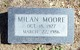 Milan Moore