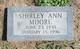 Shirley Ann Moore