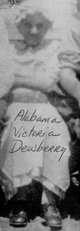 "Profile photo:  Alabama Victoria ""Bamma"" Dewberry"