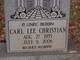 Carl Lee Christian