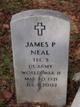 James P Neal