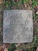 Profile photo:  James W Baley