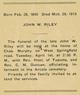 John W. Riley
