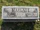 Minnie V. <I>Alexander</I> Marlatt