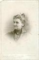 Profile photo:  Mary M. <I>Baker</I> Bates