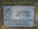 Archer K-9 Deputy