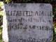 Profile photo:  Elizabeth Amole