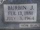 Burbin Leona <I>Jenkins</I> Hudspeth