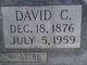 David Crockett Hudspeth