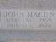 John Martin Baker
