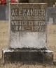 Walter Clinton Alexander
