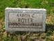 Profile photo:  Aaron Clapper Royer
