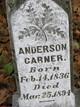 Anderson Garner