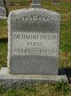 Zachariah Taylor Ashby