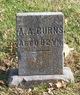 Profile photo:  Alice A. Curns