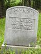 "Profile photo:  James Monroe ""Preacher"" Wilson"