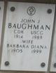 Profile photo:  Barbara Diana Baughman