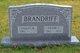Evelyn B <I>Corson</I> Brandriff