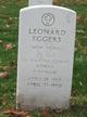 Sgt Leonard Eggers