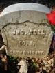 Profile photo: Pvt John D. Adel