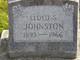 Lloyd S. Johnston