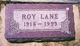 Roy Lane Trimble