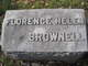 Florence Helen Brownell
