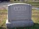 Profile photo:  Virginia W <I>Ensor</I> Amos