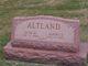 Profile photo:  Albert S. Altland