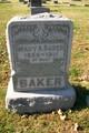 Mary Ann <I>Wilkey</I> Baker