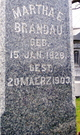 Martha E. Brandau