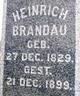 Heinrich Brandau
