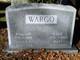 Mary <I>Doszpoli</I> Wargo