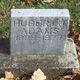 Profile photo:  Hubert John Adams