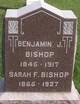Sarah Frances <I>Dinnel</I> Bishop